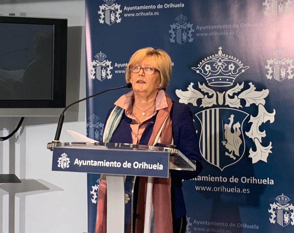 Mayte Sánchez dimite como concejal de Orihuela 6