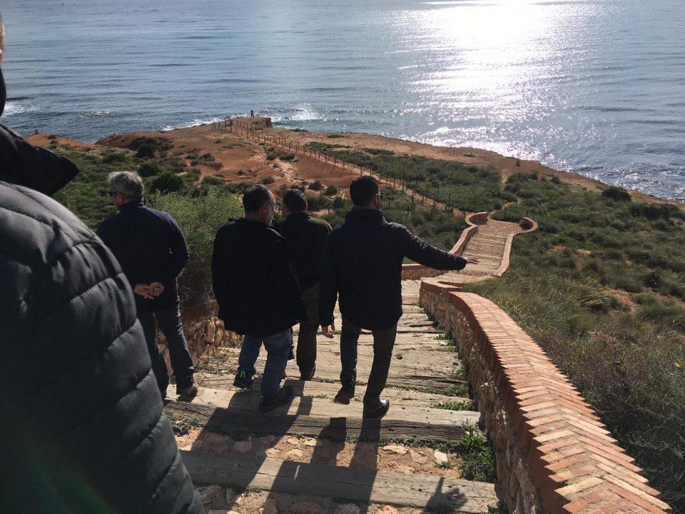 Medio Ambiente acondicionará la senda peatonal de la microrreserva de Punta La Glea 6