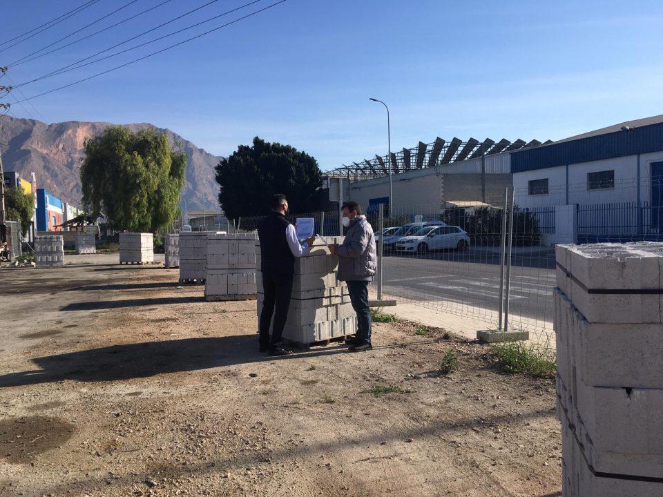 Comienzan las obras de mejora en las instalaciones de Limpieza Viaria y RSU de Orihuela 6