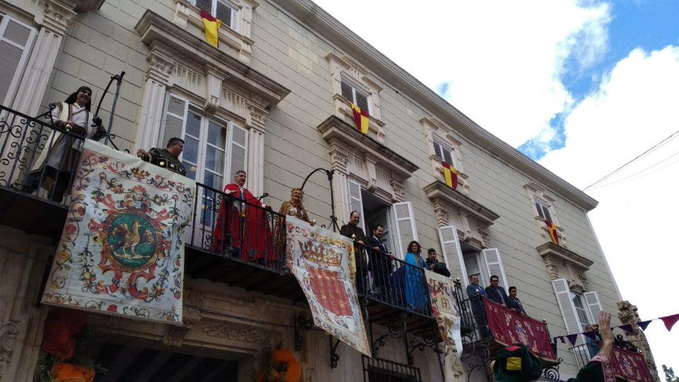 El XXI Mercado Medieval de Orihuela abre sus puertas 6