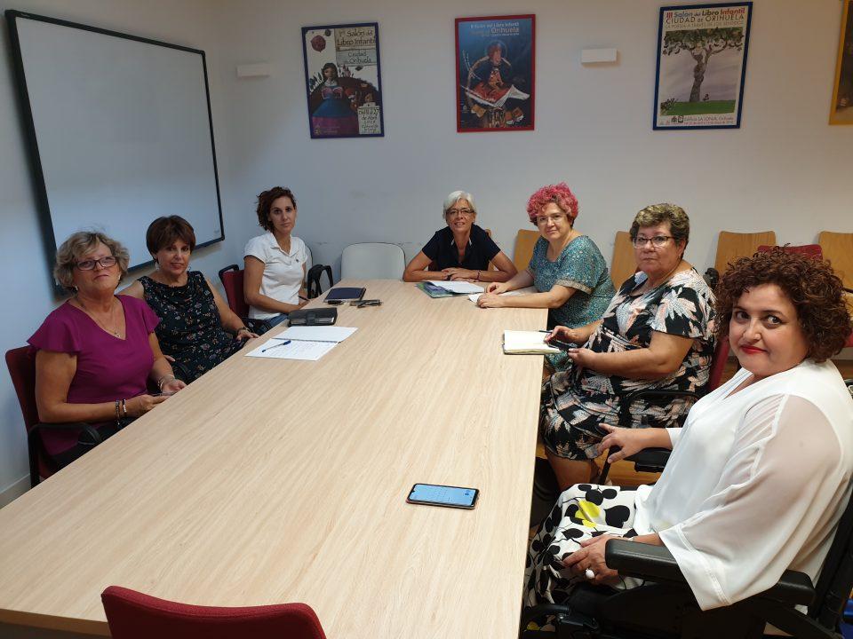Celebrada la primera reunión de la Mesa de Igualdad en Orihuela 6