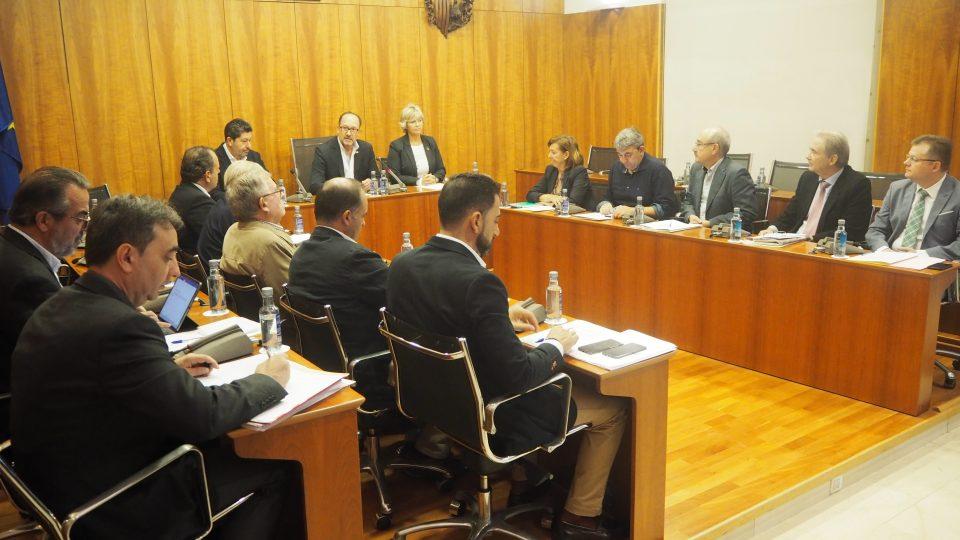 La Mesa del Foro Fuerza Vega Baja lucha por optar a los fondos europeos 6