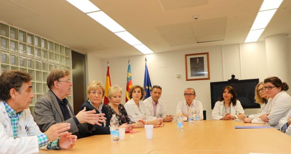 Puig anuncia la creación de la Mesa Interdepartamental de la Generalitat contra el coronavirus 6