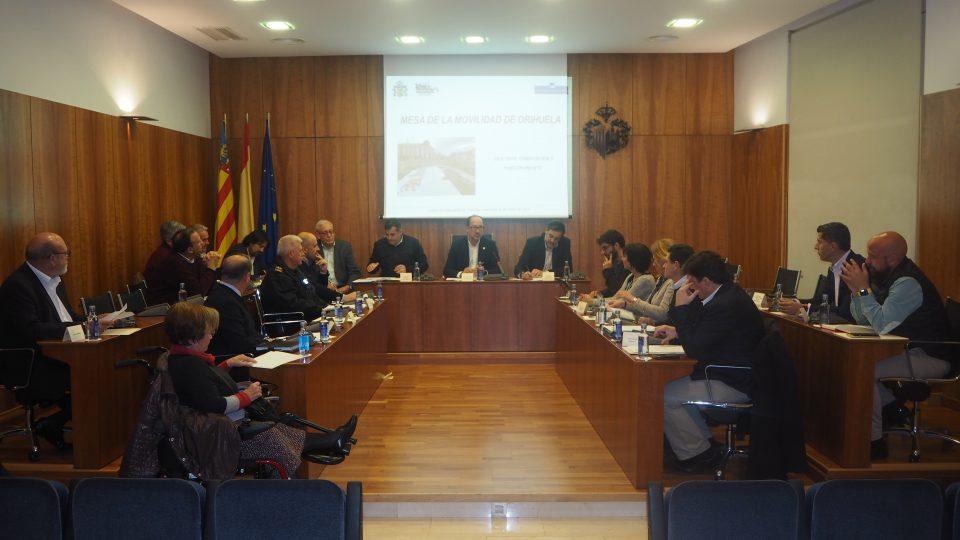 Orihuela debate sobre la movilidad y desarrollo sostenible urbano 6