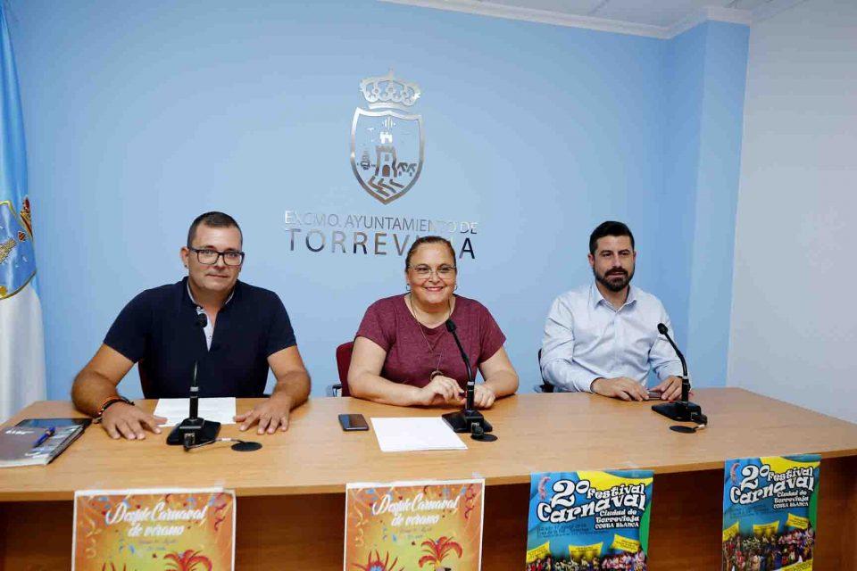El Desfile de Carnaval coincidirá con el II Festival de Chirigotas 6