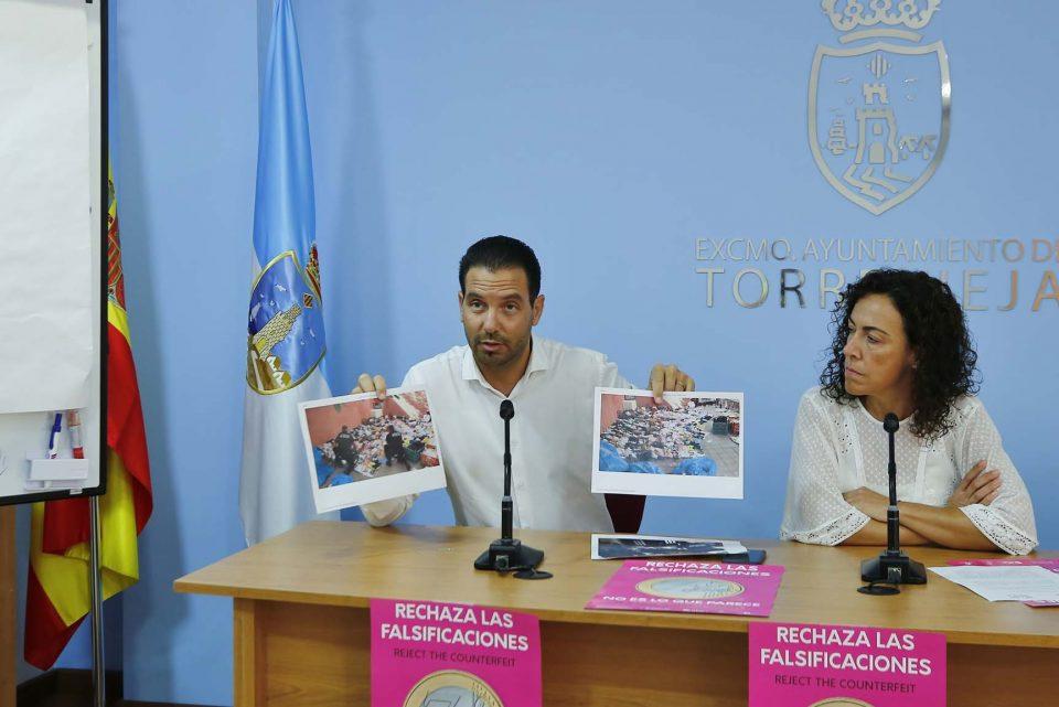 Torrevieja lanza una campaña para combatir las falsificaciones 6