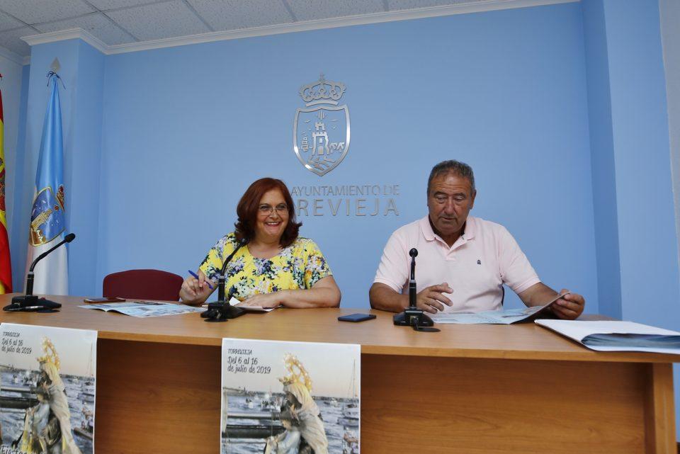 Torrevieja se prepara para las Fiestas en honor a la Patrona de los Pescadores 6