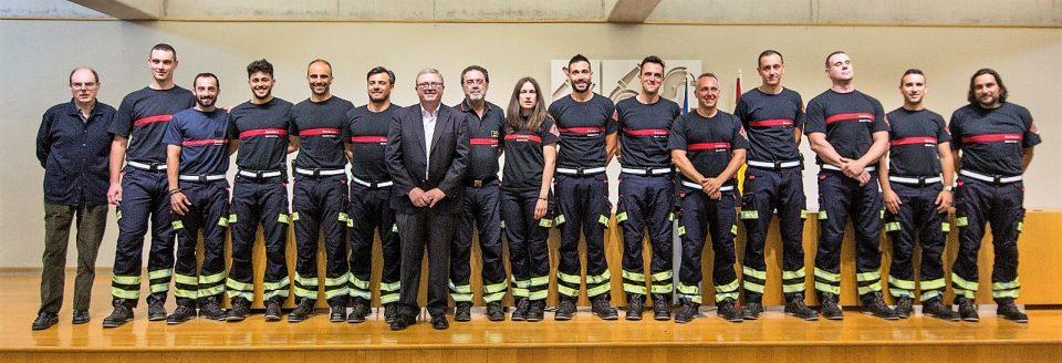 El Consorcio incorpora seis nuevos bomberos en Torrevieja y Orihuela 6