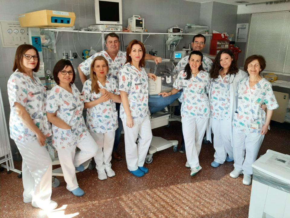 Pediatría del Hospital Vega Baja estrena uniformes con estampados infantiles 6