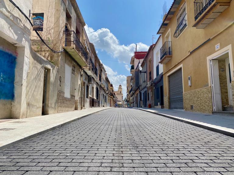 Finaliza la remodelación de Santiago y Capuchinos con una inversión de 565.000 euros 6