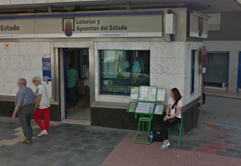 El Cupón de la ONCE deja 350.000 euros en Callosa de Segura 6