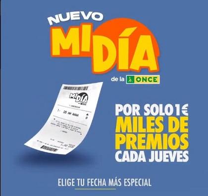 La ONCE reparte en Torrevieja cerca de 12.000 euros con el sorteo 'Mi día' 6