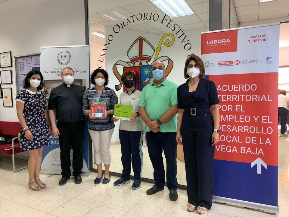 Convega celebra el fallo del concurso escolar 'Descubre tu comarca, la Vega Baja del Segura' 6
