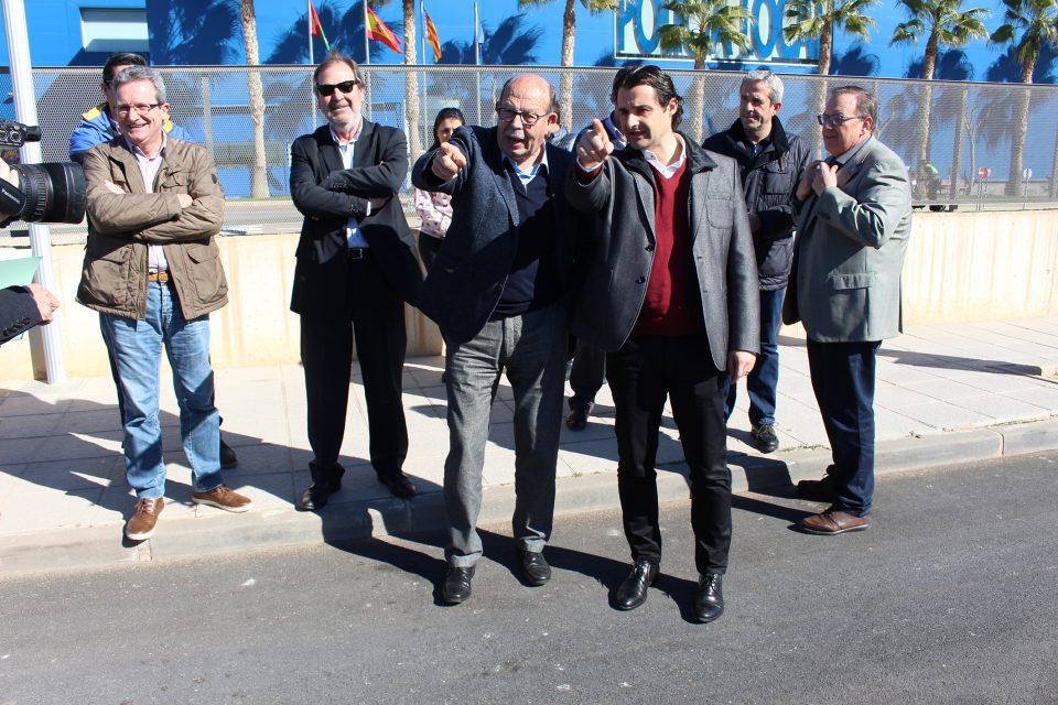 Inaugurada la obra de la Red de Aguas Pluviales en Pilar de la Horadada 6