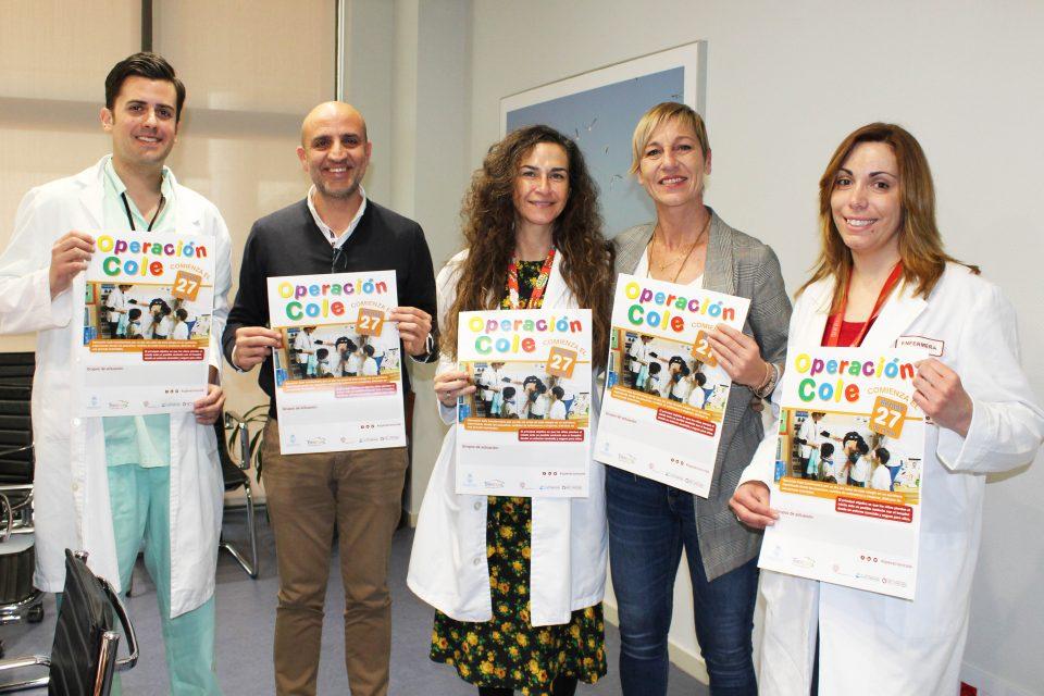 El Hospital de Torrevieja convierte aulas escolares en quirófanos por un día 6