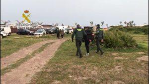 Detenidos los presuntos autores de robos con fuerza en Orihuela Costa 9