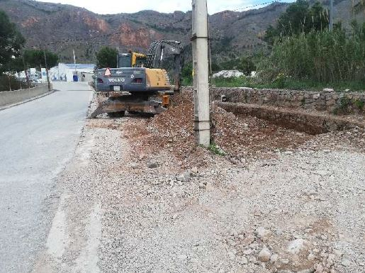 La CHS trabaja en la mejora del barranco de San José Obrero en Orihuela 6
