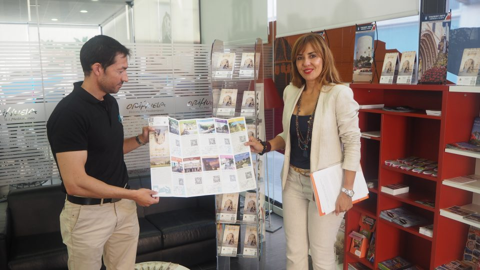 Un mapa recogerá rutas turísticas de Orihuela en bicicleta 6