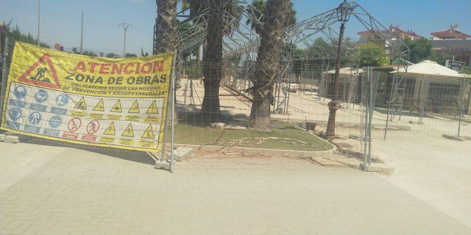 El alcalde de la Daya Vieja denuncia que la Diputación no le atiende desde hace un año 6