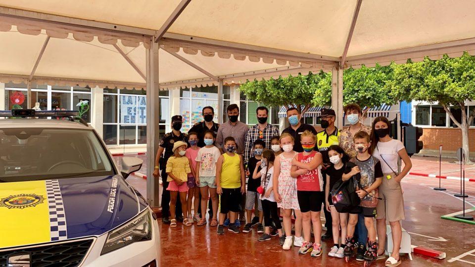 Más de mil alumnos de Orihuela se han formado en Educación Vial 6