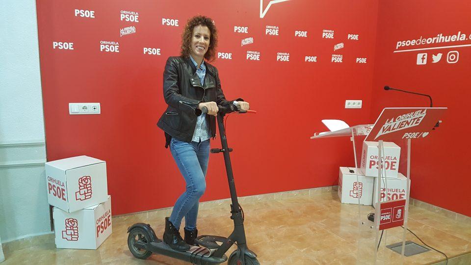 Los socialistas proponen elaborar una normativa para el uso del patinete eléctrico 6