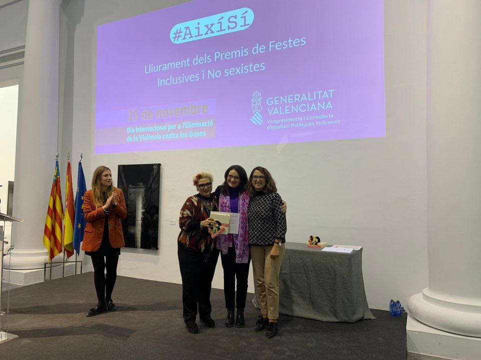 Mancomunidad la Vega recibe un premio por su papel en la igualdad de género 6