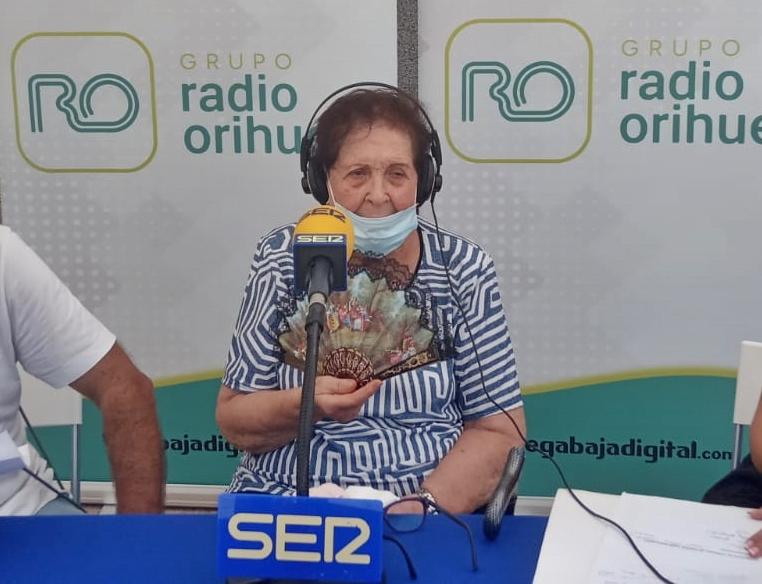 Encarnación Pérez, la mujer más longeva de Daya Vieja 6