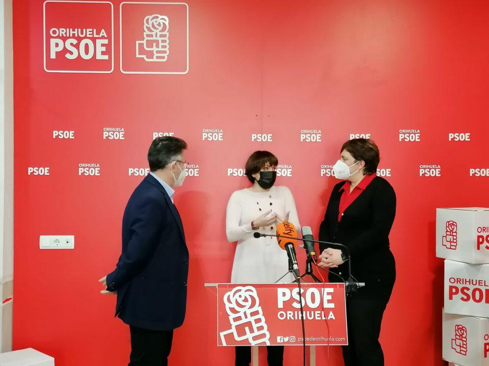 El PSPV-PSOE destaca el carácter social de los Presupuestos 2021 con 154 millones para la Vega Baja 6