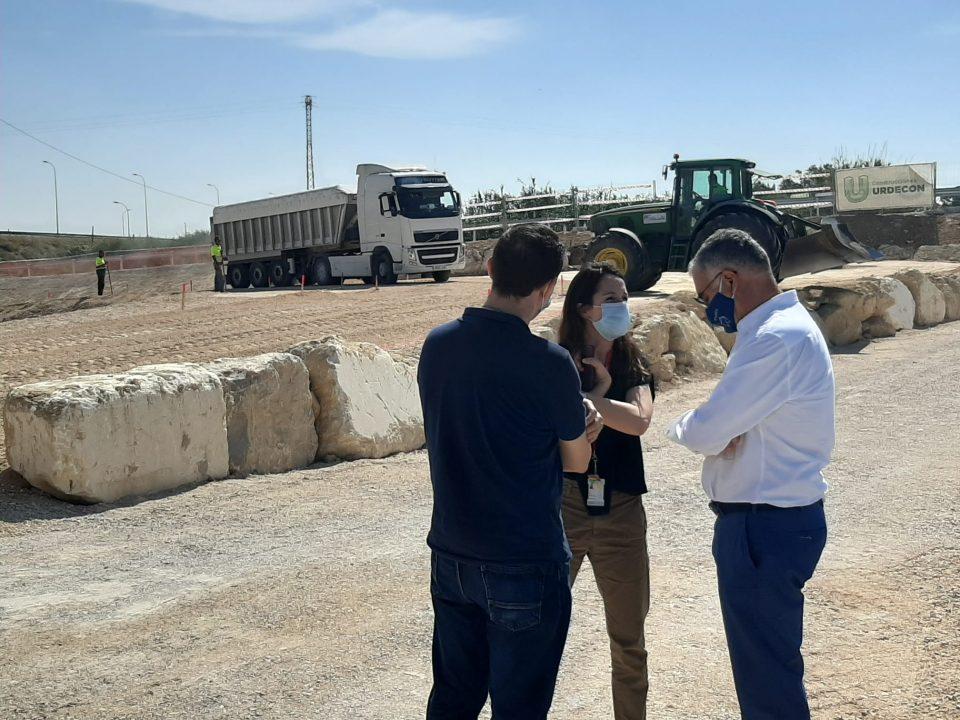 El Plan Vega Renhace se centra en el mantenimiento del cauce del río Segura 6