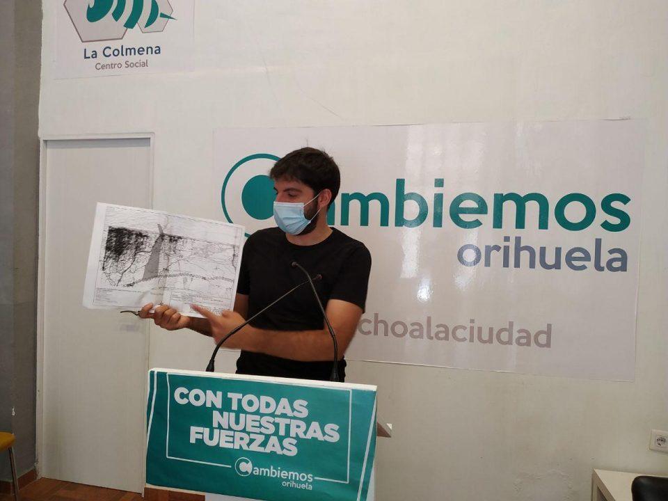 Cambiemos Orihuela rechaza el proyecto de la Planta de Residuos de Torremendo 6