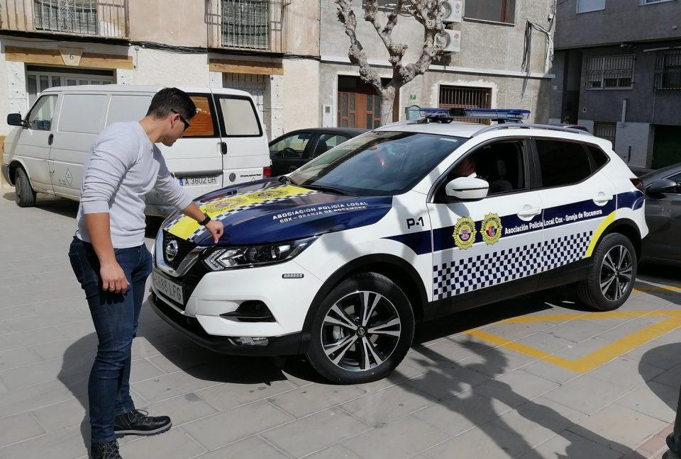 La Policía Local de Cox y Granja de Rocamora alerta de dos menores que roban en viviendas 6