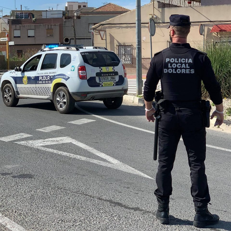 La Policía Local de Dolores halla el cadáver de una mujer en una vivienda 6