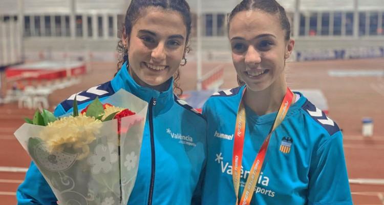 Una centésima separa a Carmen Marco de una nueva medalla 6