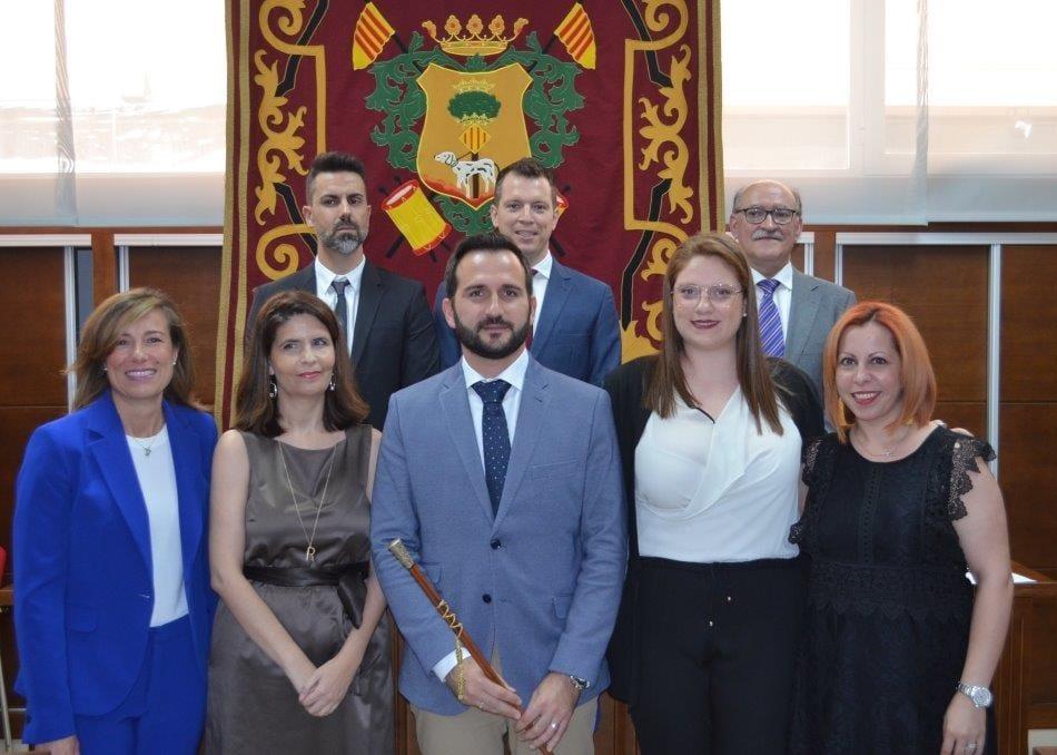PP y Ciudadanos pactan un gobierno de coalición en Callosa 6