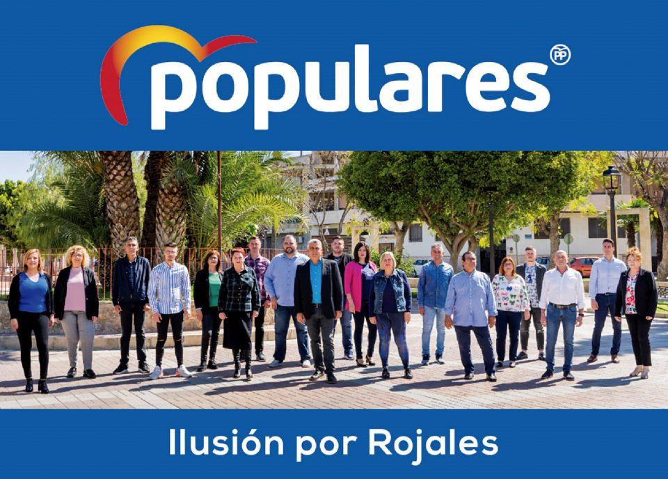 El PP de Rojales celebra su cierre de campaña con una gran fiesta 6