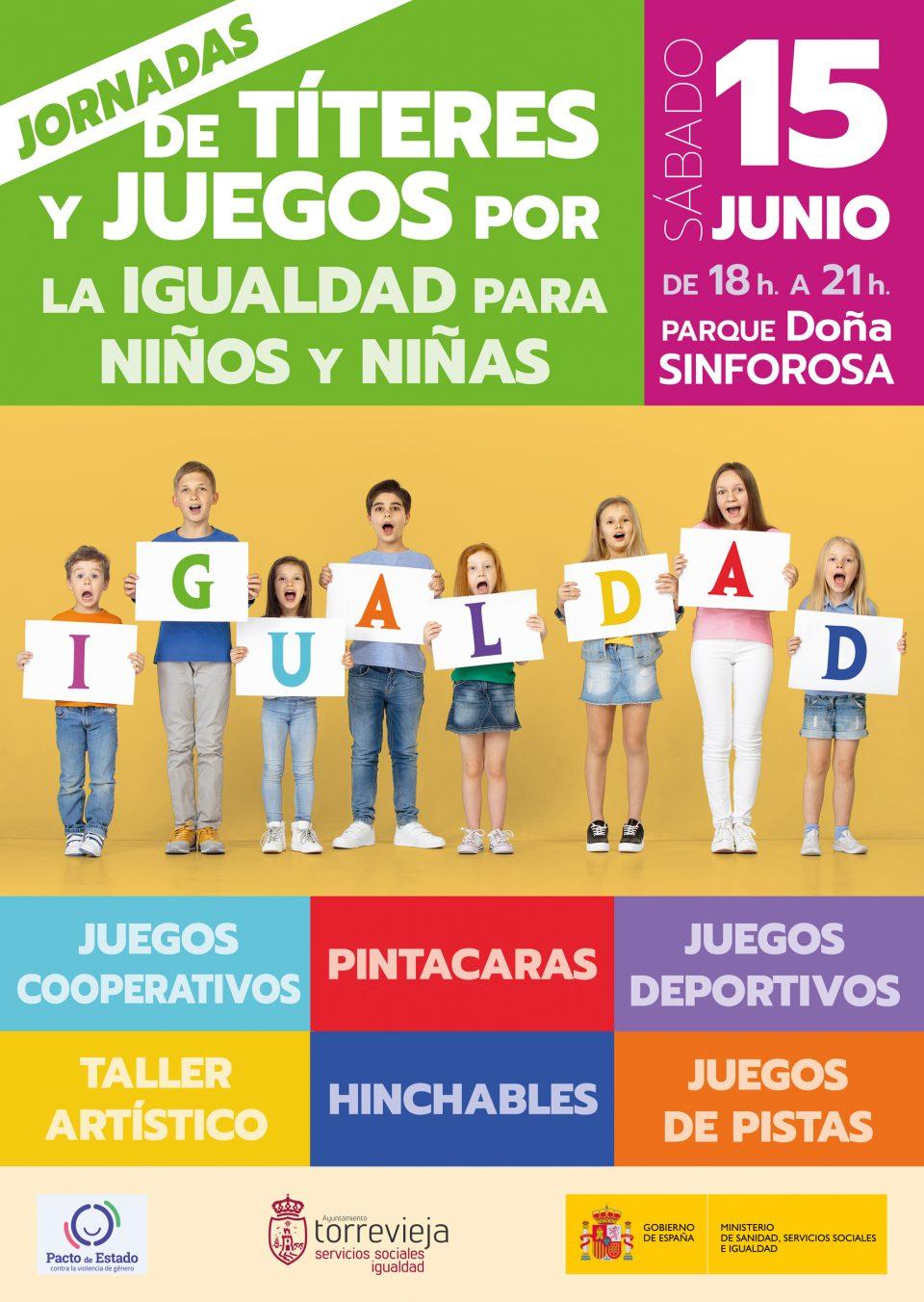 Torrevieja arranca hoy las actividades por la igualdad 6