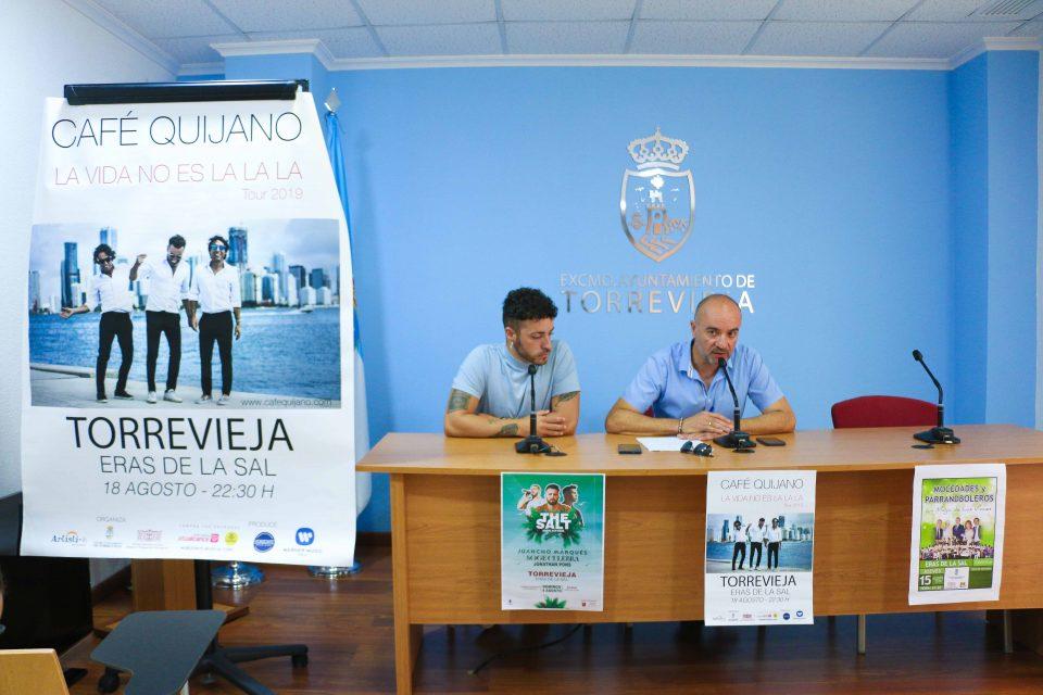 Café Quijano actuará en Torrevieja el 18 de agosto 6