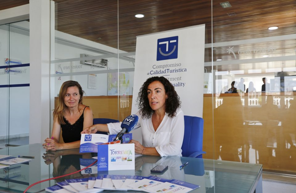 Torrevieja tiene un nuevo folleto SICTED 6