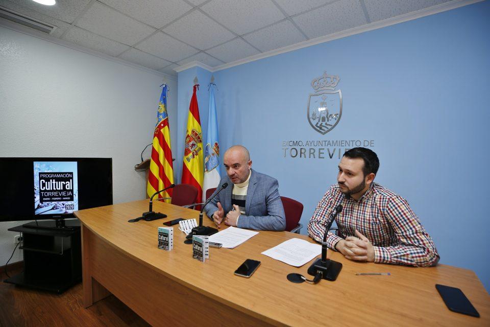 """La obra """"Intocables"""" y Pasión Vega entre la Programación Cultural de Invierno de Torrevieja 5"""