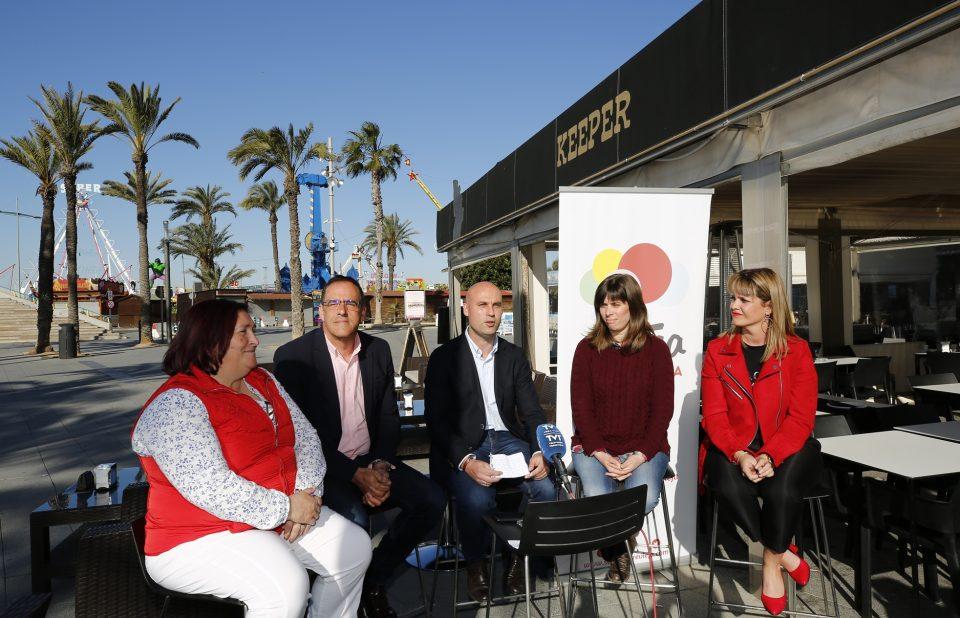 Sueña Torrevieja presenta los primeros puestos de su lista electoral 6
