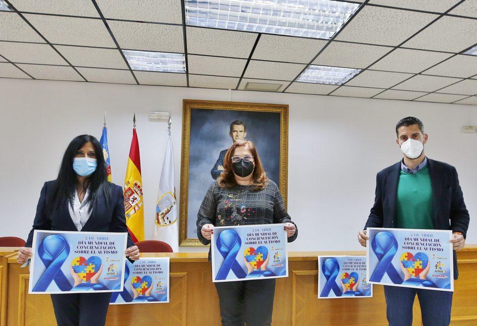 Torrevieja promueve el día mundial de la concienciación sobre el autismo 6