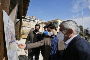 Presentado el ambicioso proyecto de rehabilitación del conjunto histórico de las Eras de la Sal 7