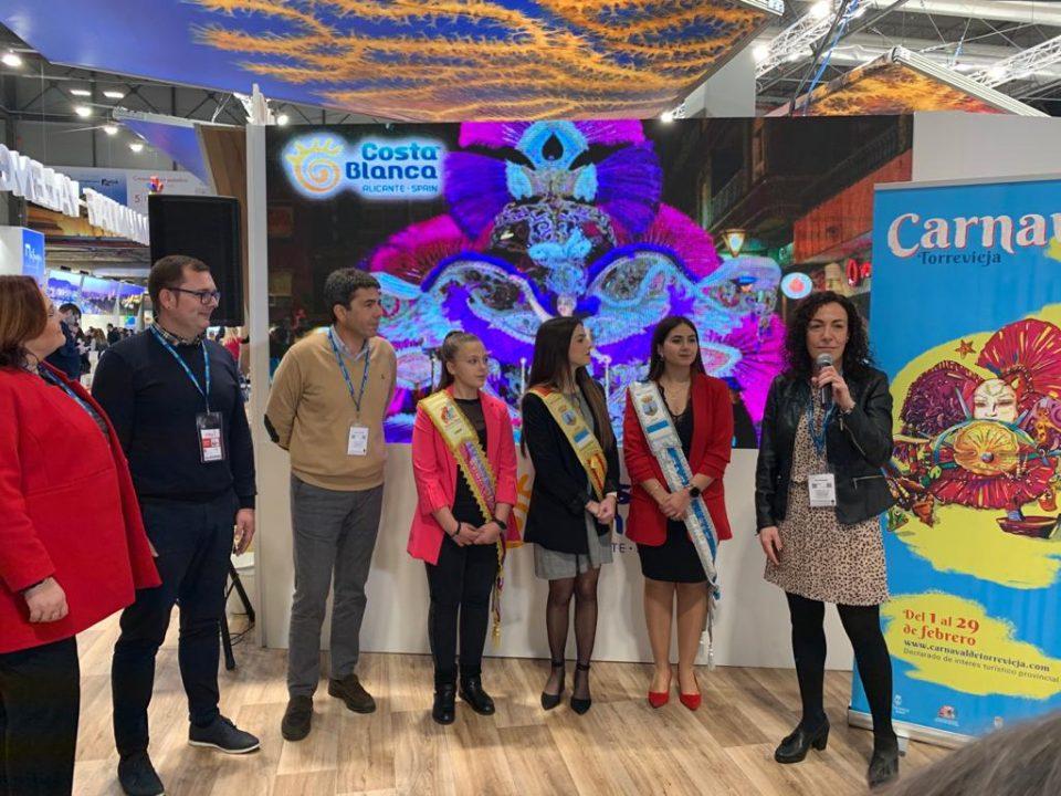 Torrevieja expone su Carnaval en FITUR 2020 6