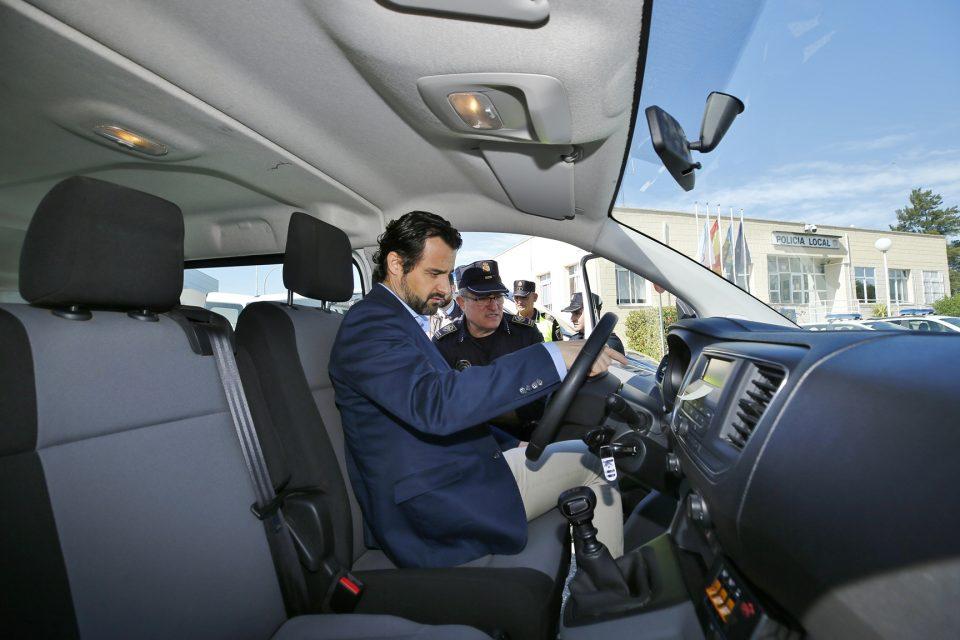 La Policía Local de Torrevieja contará con 12 nuevos vehículos 6