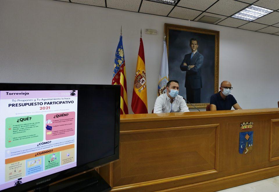 El Ayuntamiento de Torrevieja abre el plazo para los Presupuestos Participativos 2021 6