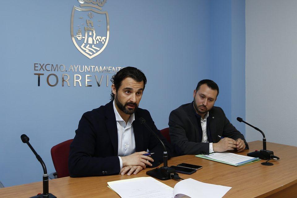 Torrevieja presenta el proyecto de Presupuestos del IMC y del Patronato de Habaneras 6