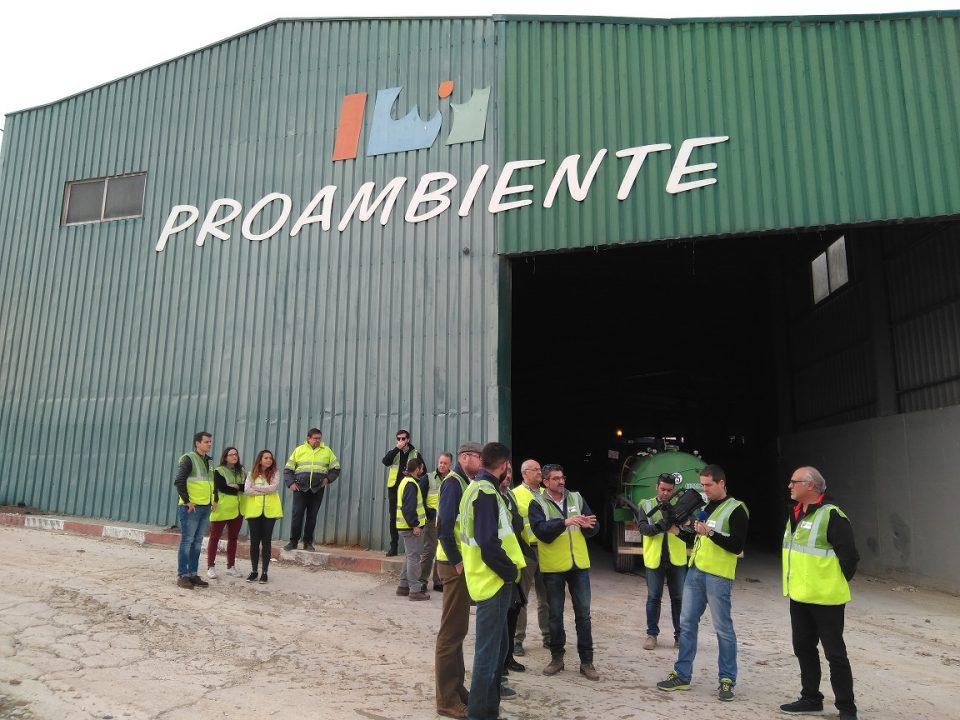 Validada la declaración de emergencia para reparar las instalaciones de Proambiente en La Murada 6