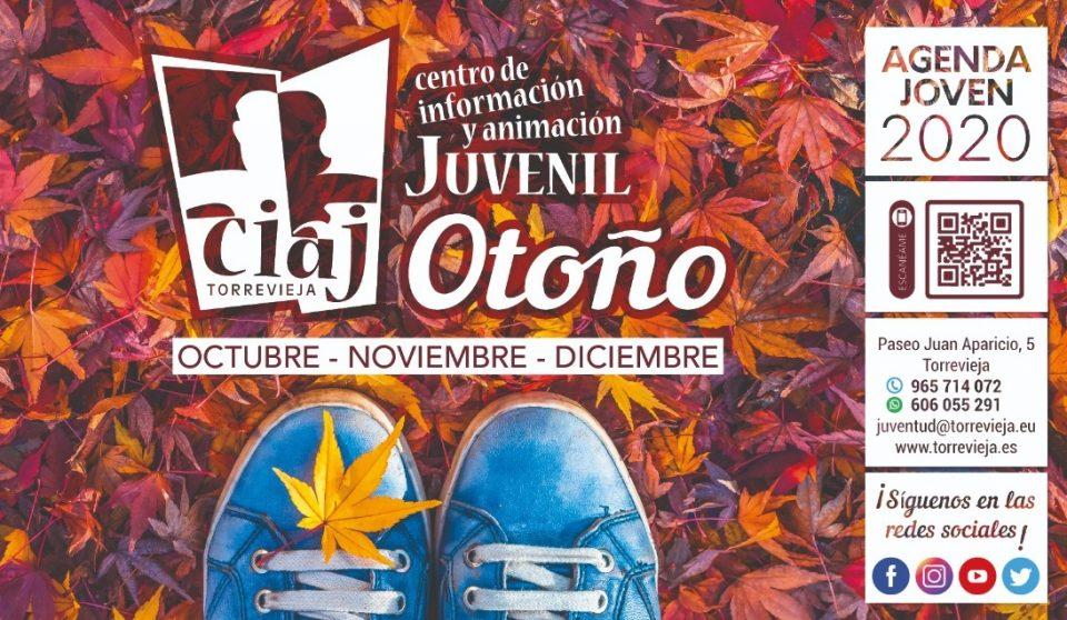Arranca la programación juvenil de otoño del CIAJ 6