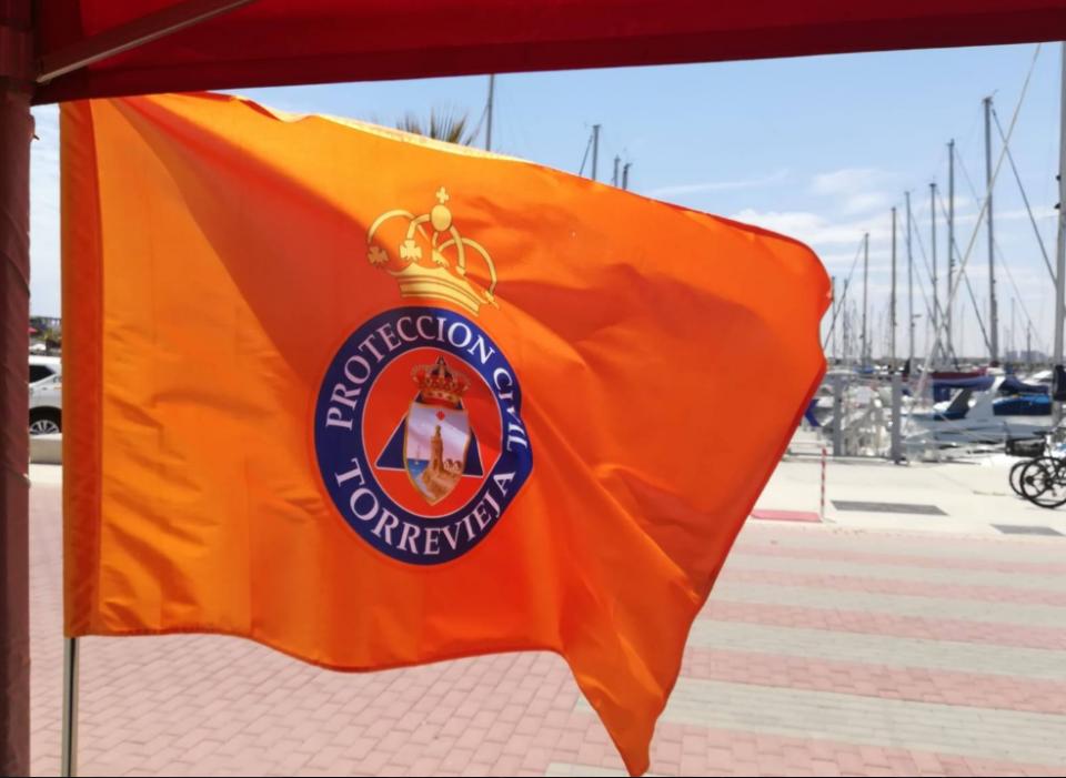 Los 41 voluntarios de Protección Civil en Torrevieja seguirán ejerciendo su labor 6