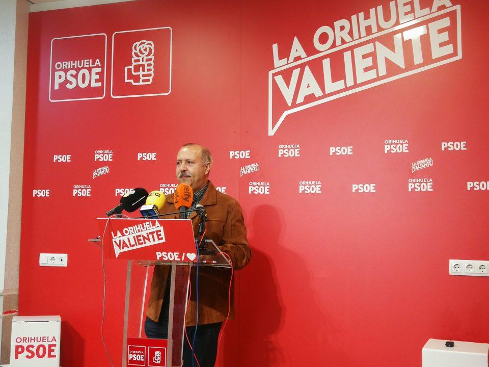 El PSOE plantea llevar a cabo un plan de ordenación de RRHH 6